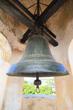 Bell in the castillo de la Real Fuerza. Stock Photography
