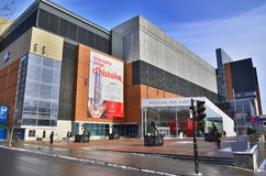 Bell Center Royalty Free Stock Image