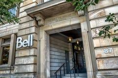 Bell che buiding Fotografia Stock Libera da Diritti