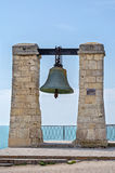 Bell in Chersonese Stock Photo
