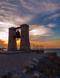 The bell in the Chersonese. Sevastopol Stock Photo
