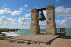 The bell of Chersonesos Royalty Free Stock Photography