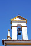 Bell of the church. Detail of the tower bell of the church Royalty Free Stock Photos