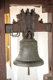 Bell in the church Stock Photo