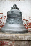 The bell of the church. Royalty Free Stock Photos