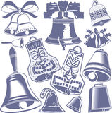 Bell Collection Royalty Free Stock Images