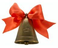 Bell con el arqueamiento Imágenes de archivo libres de regalías