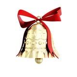 Bell con un arco Fotografía de archivo libre de regalías