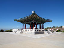 Bell coréenne à Los Angeles Image libre de droits