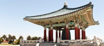 Bell coréenne Images stock