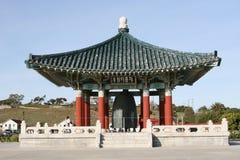 Bell coréenne de l'amitié. Images stock