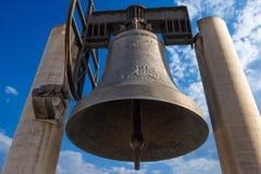 Bell da paz - Rovereto Itália Imagens de Stock