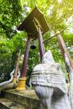 Bell dans le temple Photos libres de droits