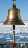 Bell de la nave Imagen de archivo