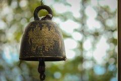 Bell de temple thaïlandais Images libres de droits