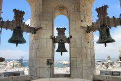 Bell de uma igreja fotografia de stock royalty free