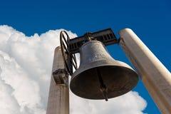 Bell della pace - Rovereto Italia Immagini Stock