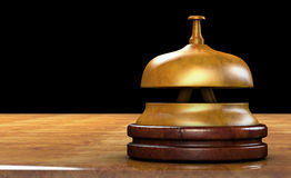 Bell Desk Royalty Free Stock Images