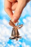 Bell a disposición Fotografía de archivo