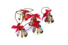 Bell dla święto bożęgo narodzenia Zdjęcia Royalty Free