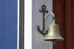 Bell do navio Imagem de Stock Royalty Free