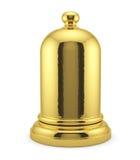 Bell dourada Imagem de Stock Royalty Free