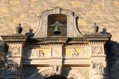 Bell, el Álamo, San Antonio, TX Foto de archivo