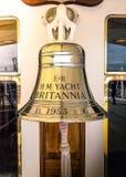 Bell en Edimburgo Foto de archivo libre de regalías