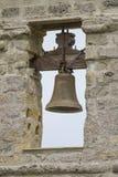 Bell en Erice, Italia Fotos de archivo