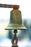Bell en la nave Fotografía de archivo libre de regalías
