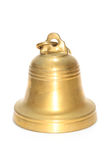 Bell en laiton Images stock