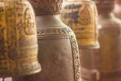 Bell en templo Fotos de archivo libres de regalías