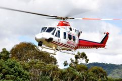 Bell 412EP VH-VAO Royalty Free Stock Photo