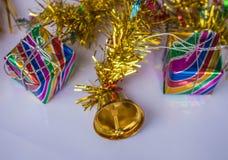 Bell et décoratif Photo libre de droits