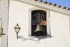 Bell et lampe Images stock