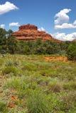 Bell-Felsen, Sedona, Arizona Lizenzfreies Stockbild