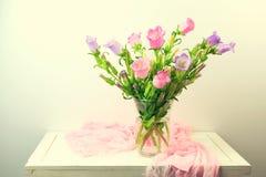 Bell flower bouquet Stock Photos