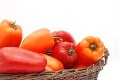 bell fresh peppers Стоковое фото RF