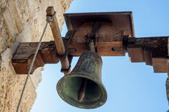 Bell of the friars Royalty Free Stock Photo