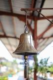 Bell-Glanz Stockfotografie