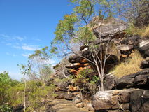 Bell gorge, kimberley, western australia Stock Photos