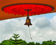 Bell at Grand Bassin. Mauritius Stock Images