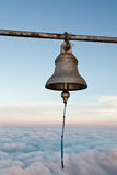 Bell in heaven Royalty Free Stock Photography