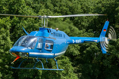 Bell Helikopter 206 Obraz Royalty Free