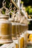 Bell im Tempel Lizenzfreie Stockbilder