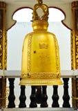 Bell im Tempel Thailand Lizenzfreie Stockfotografie