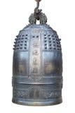 Bell japonaise traditionnelle Photographie stock libre de droits