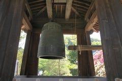Bell Kencho ji w Kamakura, Japonia obrazy royalty free