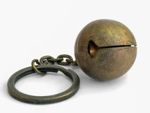 Bell Keychain Royalty Free Stock Photos
