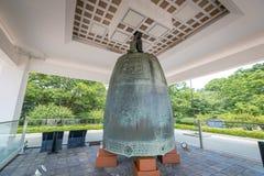 Bell królewiątko Seongdeok przy Gyeongju muzeum narodowym Zdjęcia Royalty Free